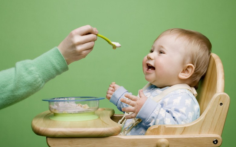 Cool-Baby-Eating-Food-Picture