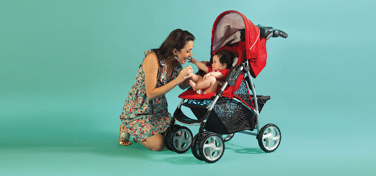 The Daunting World of Strollers and How to find 'The One' for Your Child