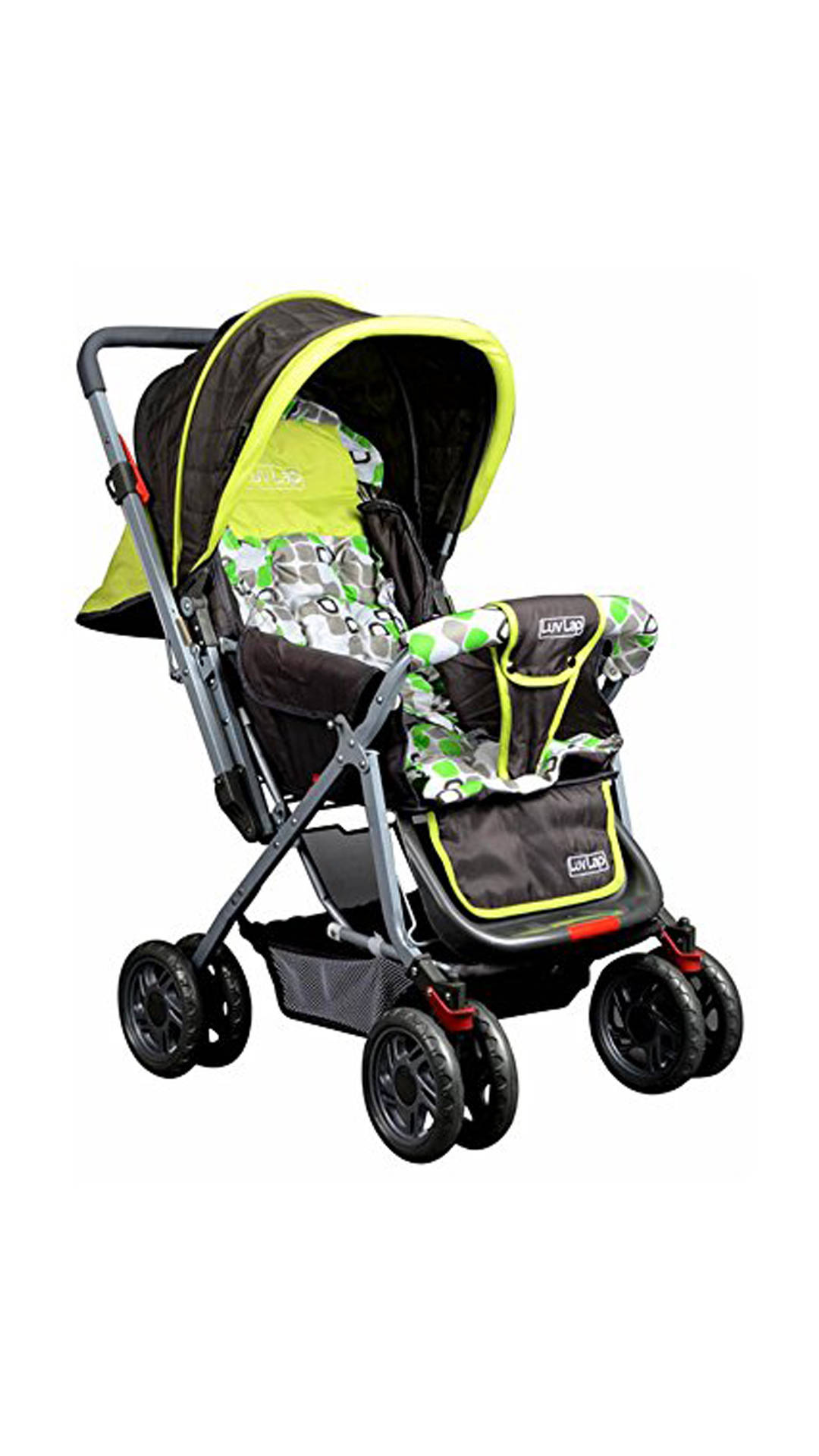 Luvlap Sunshine Baby Stroller : Review